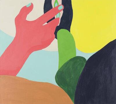 Helen Beard, 'Study for The Principle of Pleasure', 2020
