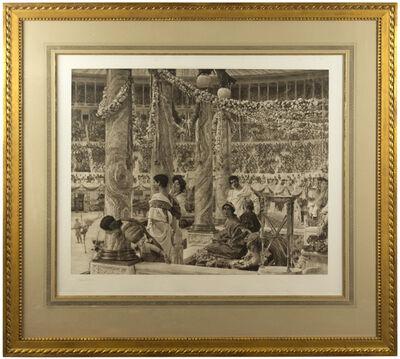 Sir Lawrence Alma-Tadema, 'Caracalla and Geta', ca. 1910