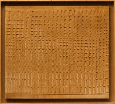 Heinz Mack, 'Sand Relief', 1968