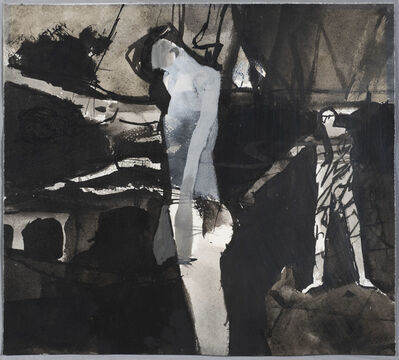 Keith Vaughan, 'Night Bathers', 1966