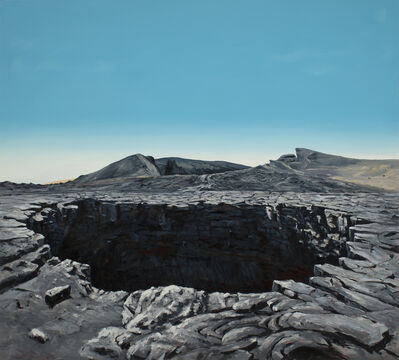 Michael Brophy, 'Lava Field Pit', 2017