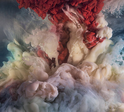 Kim Keever, 'Abstract 40425b', 2018