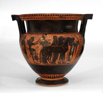 'Mixing Bowl (Krater)', 520-510 BCE