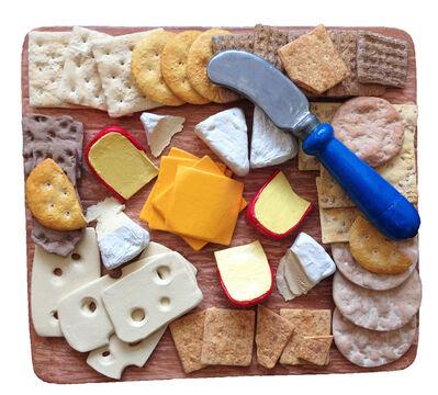 David Furman, 'Cheese Board', 2014