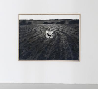 Nikita Kadan, 'National Landscape (House of Services)', 2018