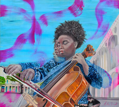 Letícia Mercier, 'Multi-Cello Kely', 2019