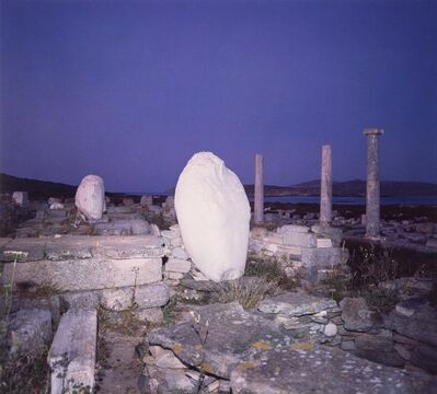Richard Misrach, 'Apollo's Chest, Dulos', 1981