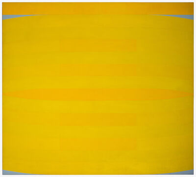 Michael Loew, 'Yellow on Yellow', 1967