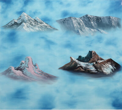 Brendan Lynch, 'Mountain Workshop', 2014