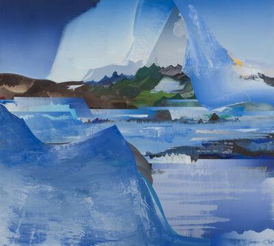 Elliott Green, 'Diving Oxygen ', 2017