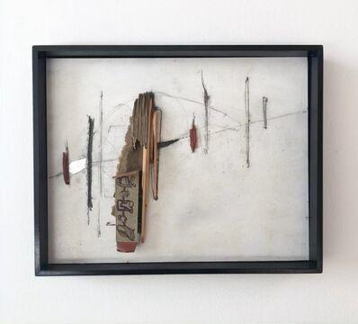 Kelton Osborn, 'Aufkratzen', 2011
