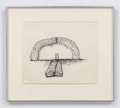 Philip Guston, 'Untitled'