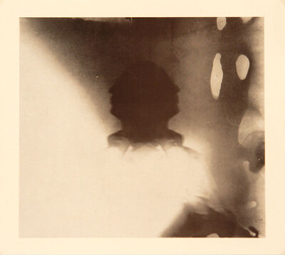 """Sigmar Polke, 'Selbstbildnis aus der Mappe """"Grafik des Kapitalistischen Realismus""""', 1971"""