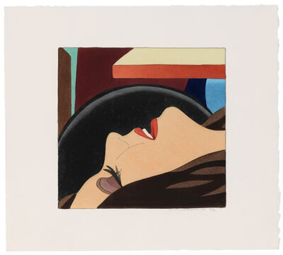 Tom Wesselmann, 'Bedroom Portfolio', 1978