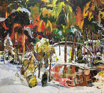 David Alexander, 'Tropic Snow', 2019