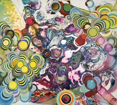 Rosemarie Fiore, 'Smoke Painting #64', 2018