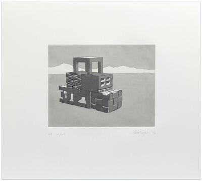 Richard Artschwager, 'TWMDRB', 2003