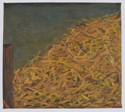 Jimbo Blachly, 'Hay Painting', 2019