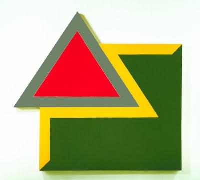 Frank Stella, 'Chocorua IV', 1966