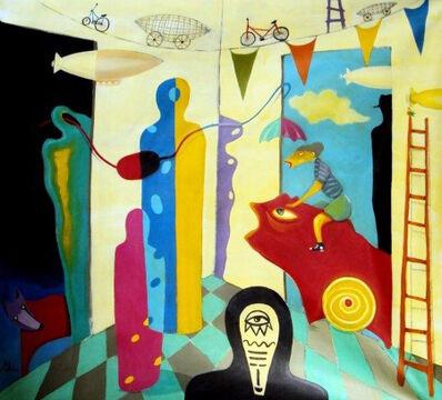 Manuel Adria, 'La Casa de las dos Puertas'