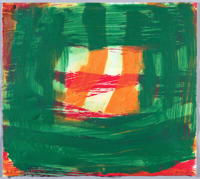 Howard Hodgkin, 'Home', 2001