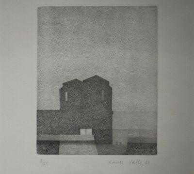 Xavier Valls, 'Paris. Notre Dame', 1961