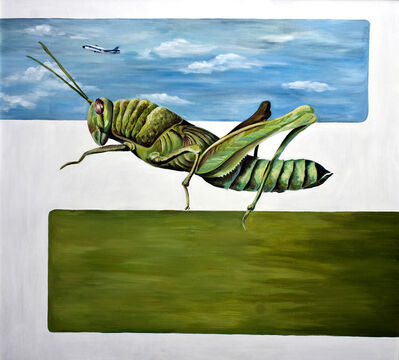 Kathleen Griffin, 'Untitled (Cricket)', 2014