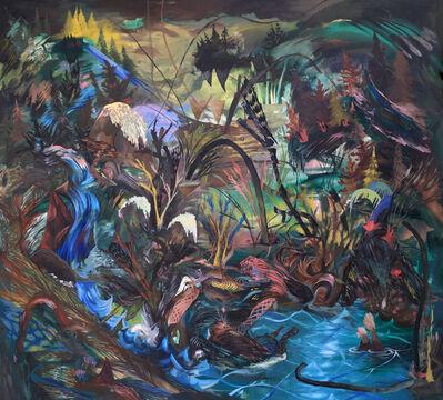 Brandon Opalka, 'Russian Gultch', 2016