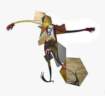 Chris Silva, 'Tragic Birdie #12', 2015