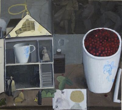 Brian Sayers, 'Still Life with Dolls House', 2019