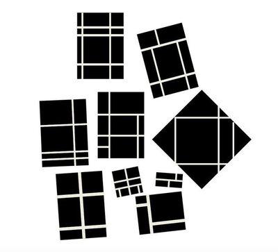 Andrés Sobrino, 'Sub Mondrian', 2018