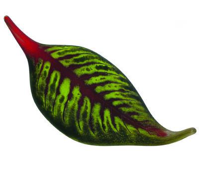 Eileen Gordon, 'Fallen Leaf - Red, Green', 2012