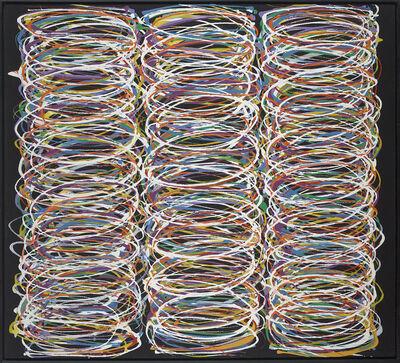 Dan Christensen, 'Si, Three', 2003