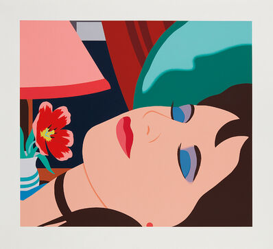 Tom Wesselmann, 'Cynthia in the Bedroom', 1981
