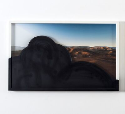 Marco Strappato, 'Over Painted ESO#1', 2015