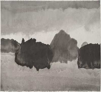 Gao Xingjian 高行健, 'High Plateau 高原', 2016