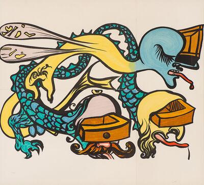Salvador Dalí, 'Puzzle of Life (Field 74-10; Michler & Löpsinger 1447)', 1973