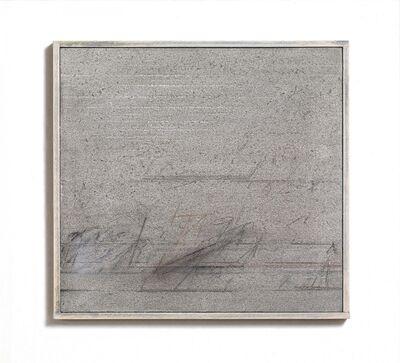 Karl Fred Dahmen, 'Untitled, grey', 1979