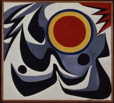 Alexander Calder, 'Lightning', 1955