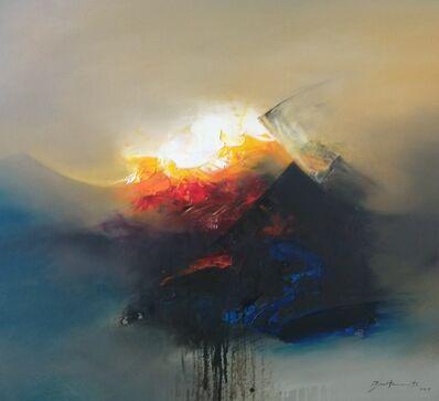 José Luis Bustamante, 'Landscape of the Sun Gods X', 2016