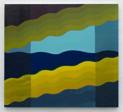 Beverly Acha, 'ondas o amarilla mia', 2019