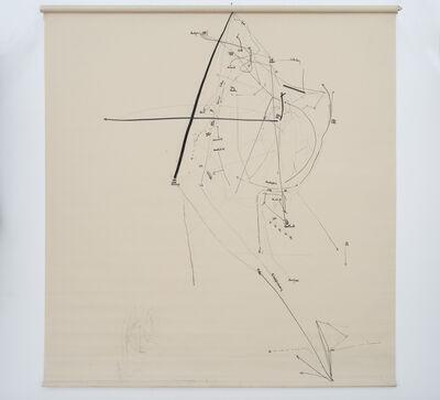 Lia Perjovschi, 'Map', 1994