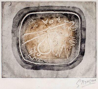 Georges Braque, 'Théogonie I', 1949