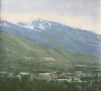 Patricia Kimball, 'Wasatch Spring', 2019