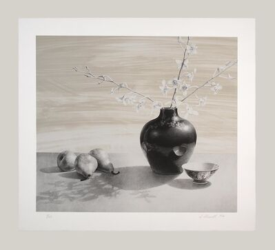 Skip Steinworth, 'Still Life with Pears II', 1992