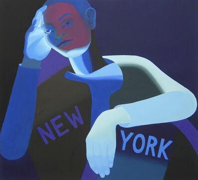 Leigh Ruple, 'New York', 2017