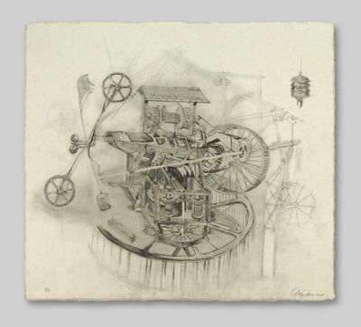 Chris Larson, 'Untitled (Airplane)', 2004
