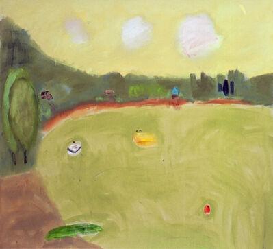 Pat Service, 'Summer Lake II', 2004