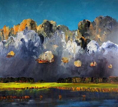 Gregory Hardy, 'Slough By the House', 2014