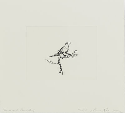 Tracey Emin, 'Small and Beautiful', 2012